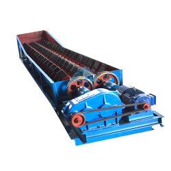 Rondelle de journal du sable de silice Machine à laver le charbon de la rondelle en spirale usine de l'équipement minier