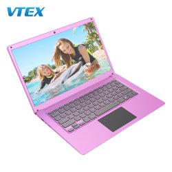 14.1 Laptope Intel N4000 mit von hinten beleuchtete Tastatur kundenspezifischem unbelegtem Tastaturen Leter Notizbuch