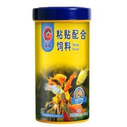 Botella amarillo Stick Alimentos Alimentos para mascotas alimento de peces