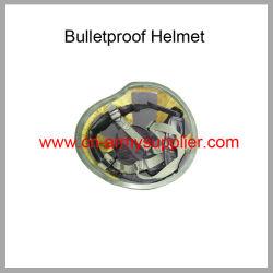 Großhandel billige China Nijiiia PE Aramid Polizei Kugelsichere Helm Ausrüstung
