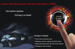 System-One запуска и остановки двигателя ключ зажигания Пуск-3100s