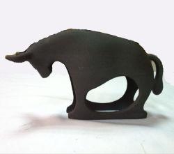 Roheisen-Handwerk, werfende Tiermodelle