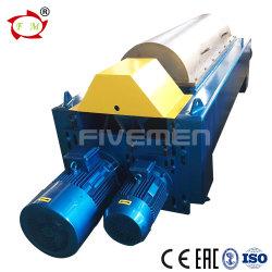 Schwerer Brennölreinigungsapparat/Marineöl und Brennölzentrifuge-Trennzeichen-/Öl-und Wasser-Trennung