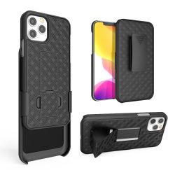 Für iPhone Zubehör mit Gürtelclip Holster Kickstand Defender Mobile Handyhülle für iPhone 12 pro Max
