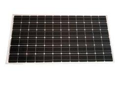 لوحات ووحدة شمسية أحادية اللون بقوة 200 واط عالية الكفاءة
