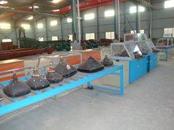 Le démantèlement des déchets électriques puissante machine Cuttng CRT