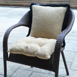 coperchio impermeabile esterno dell'ammortizzatore del patio tessuto poliestere Handmade di abbattimento di solidità del colore 500h 100%