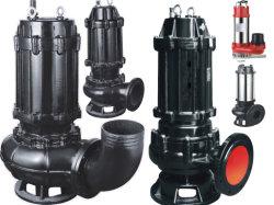 Pomp Met duikvermogen van uitstekende kwaliteit van het Water van de Riolering van het Gietijzer de Elektro (WQ100-25-11)