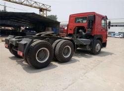 Beroemd merk Hoge kwaliteit Euro III 50 Ton 10 Wielen 371HP 6X4 Noord-Benz V3 Gebruikte Tractor Truck te koop