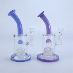 Hoge kwaliteit op voorraad Borosilicaatglas Smoking Pipe