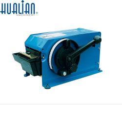 Fx-800 Hualianpopular Papel Kraft de agua Manual engomado dispensador de cinta selladora máquina de sellado
