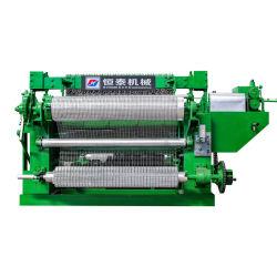 Volle automatische geschweißte Maschendraht-Maschine in Rolls/im elektrischen Punkt-Ineinander greifen-Schweißgerät