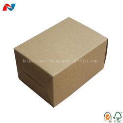 La Chine usine de boîtes de recycler les emballages de papier kraft de 300gsm