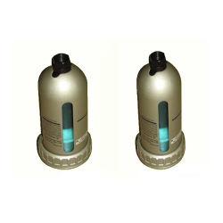 ねじ空気圧縮機の部品のためのAd402-04浮遊タイプ排水栓の内部自動下水管
