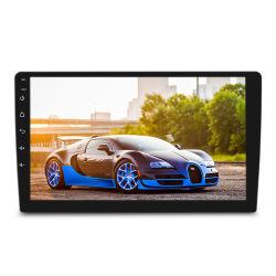 Напряжение питания на заводе Universial 9001 GPS Car радио и видео дважды DIN автомобильная стерео 9 дюймовый сенсорный экран MP5 и MP4 MP3 плеер автомобиля