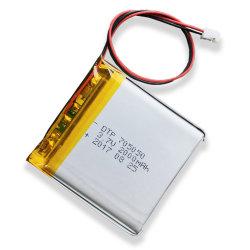 Cuadrado 3,7 V Batería de polímero de litio para el dispositivo médico y otros productos digitales