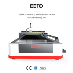 Eto Enkele Fiber Laser Cutting Machine 3000w Laser Power