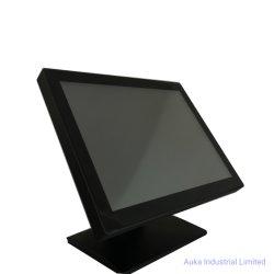Un desktop computer da 15 pollici con il PC tutto compreso dello schermo di tocco di Pcap