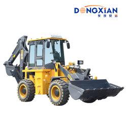 nuovo escavatore del caricatore della rotella dell'escavatore a cucchiaia rovescia 2.5ton per la macchina industriale