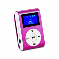 Eran M22b Metal+Plastic 4GB-16GB neuester Musik-MP3-Player