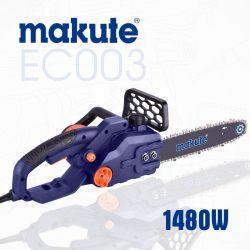 Makute 360mm Elektrische Hulpmiddelen 1480W 14inch van de Tuin van de Kettingzaag