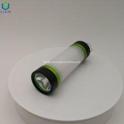 Campling multifuncionales lámpara, LED Linterna de emergencia
