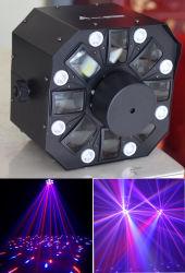 DJ équipement conduit Magic Cube Mini fleur Effet Lumière laser