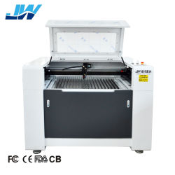machine de découpage à gravure laser 6090 pour papier tissu cuir bois Acrylique Crystal Stone
