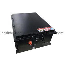 De Batterij LiFePO4 van het lithium 563V 100ah met LCD Vertoning