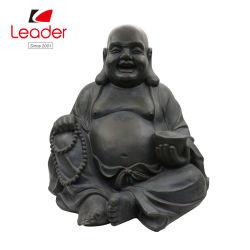 precio de fábrica de la resina caliente mayorista Jardín figurita de Buda feliz Laughing Buddha