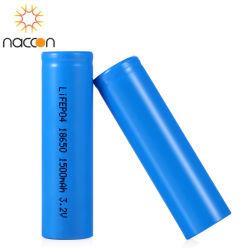Размера 18650 аккумулятор 3,7 В для подводного плавания факел Li-ion аккумулятор 2600 Мач гладкая поверхность