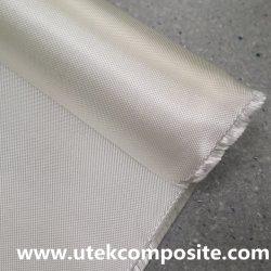 Elevata resistenza alle temperature 1000c Hi silice fibra di vetro in tessuto