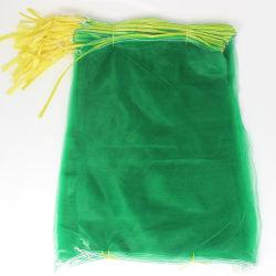 Sacchetto tubolare della cipolla della maglia del sacco pp della patata tessuto plastica