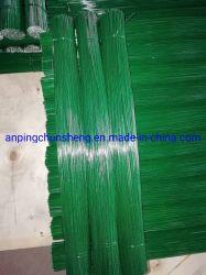 Collegare del fiorista verniciato verde da 16 pollici