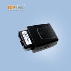 OBD Localizador GPS de carro automático com a etiqueta de identificação do Driver de RFID sem sistema de rastreamento de aplicativos móveis TK208-Wy