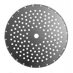 La technologie de brasage Carbide Tct circulaire lame de scie de coupe de diamant
