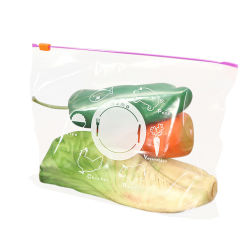 أداء جيد لمنع التسرب، حقيبة المغرفة ذات شريط تمرير منخفض الكثافة لتخزين الطعام والمنزل