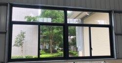 Fenêtres en aluminium et le métal Windows et dernière conception Prêt Marché fenêtre battantes en aluminium