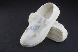 Чистой комнате обувь/ESD Обувь/Anti-Static обувь для рабочих (четыре сетка ткань обувь)