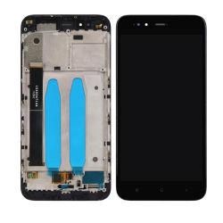 100% исходного качества ЖК-дисплей с сенсорным ЖК-Полная сотового телефона запасные части аксессуары для Xiaomi Mi A1 /5X