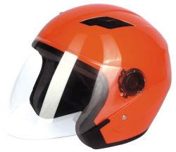 De hete Verkopende Open Helm van de Motorfiets van de Korting van de veiligheid van het Gezicht