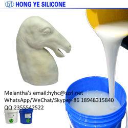RTV Silicone-2 para fazer moldes de gesso