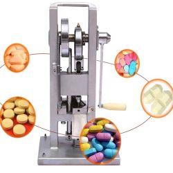 Druckerei-manueller Typ Tdp der Tablette-Tdp-0 0 einzelne Locher-Tablette-Druckerei-Süßigkeit-Tablette-Druckerei