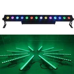 De partij levert LEIDENE van de Verlichting IP65 14X30W van het Stadium van de Club van de Nacht RGB 3in1 OpenluchtWasmachine van de Muur