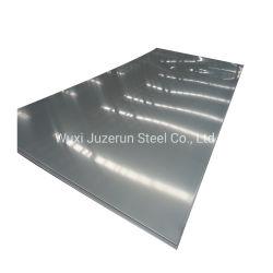 4X8 201 202 304 309 316 309S 310S 321 410s 420 430 Tôles en acier inoxydable poli /Plaque avec