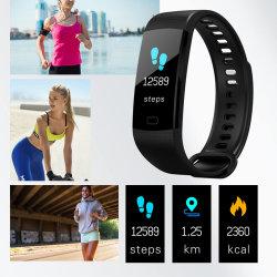 Bequemer USB, der intelligente Telefon-Uhr mit Puls-Blutdruck-Blut-Sauerstoff-Monitor-Fernkamera Bluetooth Armbanduhr auflädt