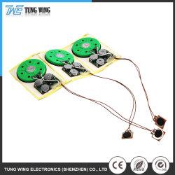 電子おもちゃのための記録声ICの健全なチップ