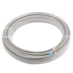 Tubo flessibile ondulato dell'acqua dell'acciaio inossidabile Dn12-1/2