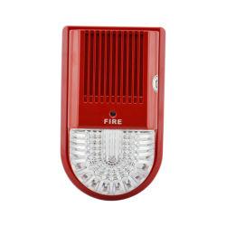 Hooter/chifre endereçáveis do sistema de controlo do alarme de incêndio