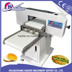 Cortador de hamburguesa de alta velocidad / Comercial ajustable Cortadora de pan